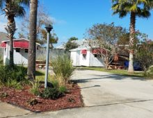 rv park resort rent lease lot long term short snowbird campground